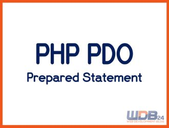 php pdo prepared statement